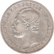 1 Thaler - Friedrich Wilhelm – obverse