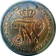 5 Pfennige - Friedrich Wilhelm – obverse