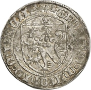 1 Schildgroschen - Friedrich IV der Streitbare (Gotha) – obverse