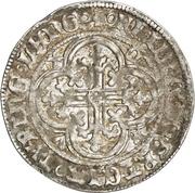 1 Schildgroschen - Friedrich IV. der Streitbare (Gotha) -  reverse