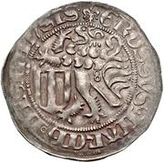 1 Schildgroschen - Friedrich II (Leipzig) – obverse