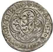 1 Schildgroschen - Friedrich II (Freiberg) – obverse