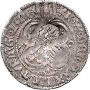 1 Schildgroschen - Friedrich II. der Sanftmütige (Freiberg) – obverse