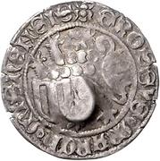1 Schildgroschen - Friedrich II der Sanftmütige (Freiberg) – reverse