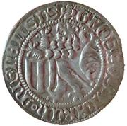 1 Schildgroschen - Friedrich II and Wilhelm III – obverse