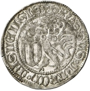 1 Schwertgroschen - Friedrich II. der Sanftmütige – obverse
