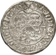 1 Schwertgroschen - Friedrich II. der Sanftmütige – reverse