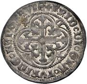1 Groschen - Friedrich III der Strenge – obverse