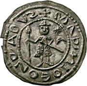1 Brakteat - Konrad I. der Große -  obverse