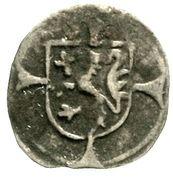 1 Heller (Hand heller, Händleinheller) - Friedrich II – reverse
