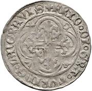 1 Fürstengroschen - Friedrich IV der Streibare (Freiberg) – obverse