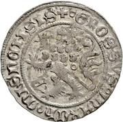 1 Fürstengroschen - Friedrich IV der Streibare (Freiberg) – reverse