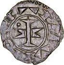 Obole du Comté de MELGUEIL - Xe - XIIIe siècles – obverse