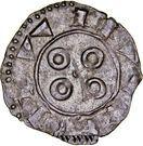 Obole du Comté de MELGUEIL - Xe - XIIIe siècles – reverse