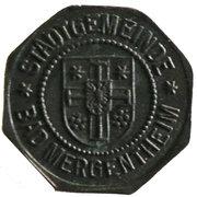 5 Pfennig - Bad Mergentheim