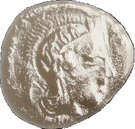 Drachm (Babylonian period 586-539 BCE) – obverse