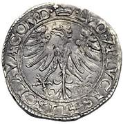 1 Testone - Ludovico II and Pierluca I – obverse