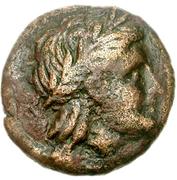 Bronze Æ19 – obverse