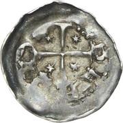 Denier - Adalbero IV von Metz (Bishopric of Metz) – obverse