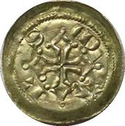 Denier - Adhémar de Monteil (Bishopric of Metz, Marsal mint) – reverse