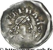 Denier - Adalbero IV von Metz (Bishopric of Metz) – reverse