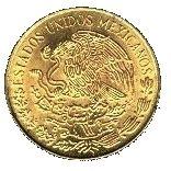 5 Centavos (small type) -  obverse