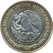 20 Pesos (Octavio Paz) -  obverse