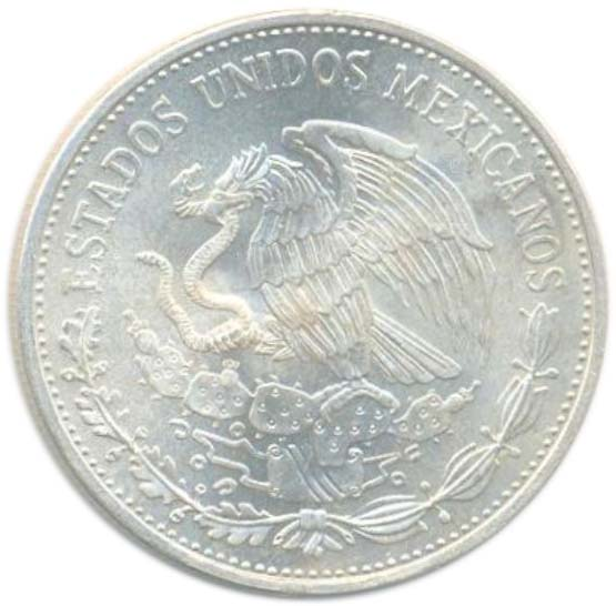 50 Pesos (Nationalization of Oil Industry) - Mexico – Numista