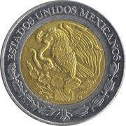 5 Pesos (Ignacio López Rayón) -  obverse