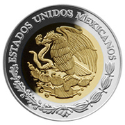 100 Pesos (Durango - Gold & Silver Proof Issue) -  obverse