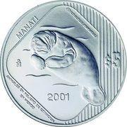 5 Pesos / 1 Onza (Manati) -  obverse