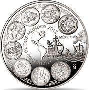 5 Pesos (Pinta, Niña & Santa María) -  reverse