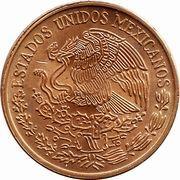 20 Centavos (Type 3 National Emblem) -  obverse