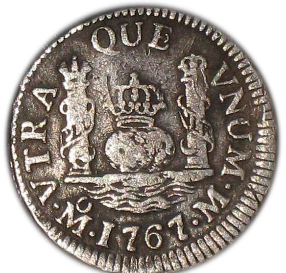 foto de 1 Real - Carlos III - Mexico – Numista