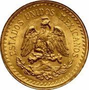 2½ Pesos -  obverse