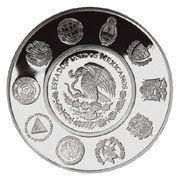 5 Pesos (Galeón de Acapulco) -  obverse