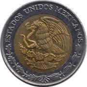 1 Nuevo Peso -  obverse