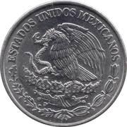 50 Centavos (small type) -  obverse