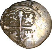 ½ Real - Felipe IV – obverse