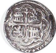 1 Real - Felipe II -  reverse