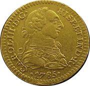 1 Escudo - Carlos III -  obverse