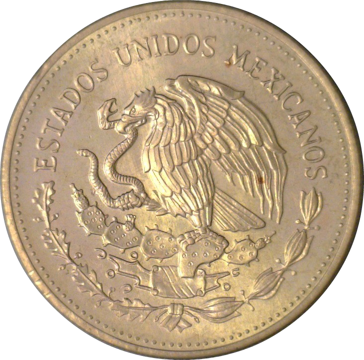 1000 Pesos (50th Anniversary of Nationalization of Oil ...