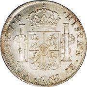 8 Reales - Fernando VII -  reverse