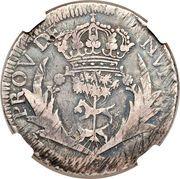 8 Reales - Fernando VII (Nueva Viscaya - Royalist Coinage) -  obverse