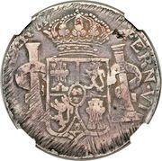 8 Reales - Fernando VII (Nueva Viscaya - Royalist Coinage) -  reverse