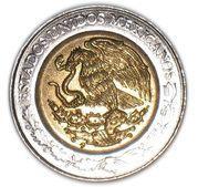 5 Pesos (Francisco J. Múgica) -  obverse