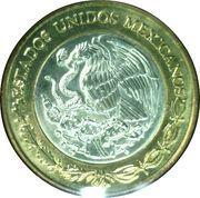 10 Pesos (Turn of the Millennium) -  obverse