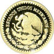 "½ Onza - ""Libertad"" (Gold Bullion Coinage) -  obverse"