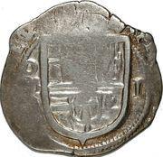 1 Real - Felipe III – obverse
