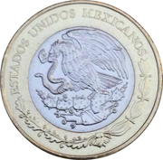 20 Pesos (Air Force) -  obverse